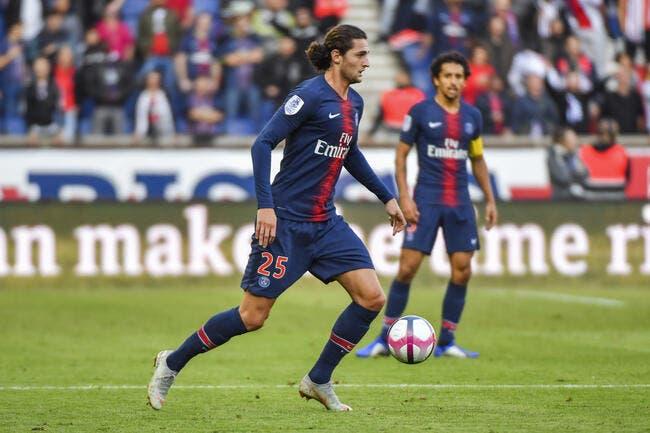 PSG: Le Bayern Munich débarque pour Rabiot, Al-Khelaïfi adore