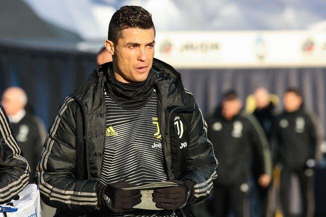 Affaire: Une demande d'ADN fait flipper Cristiano Ronaldo