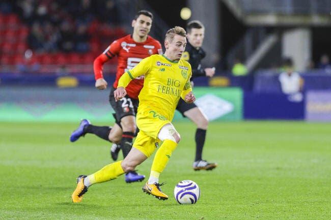 FCN : Rongier lance le derby, Rennes en prend pour son grade