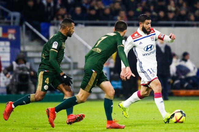 L1 : L'OL piétine encore contre Reims