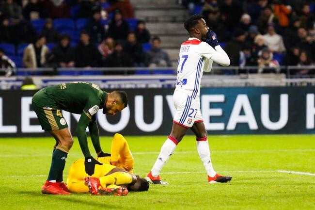 OL : Un nul contre Reims, presque un bon point pour Cornet