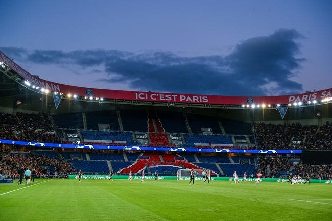 PSG : Incidents contre l'Etoile Rouge, l'UEFA donne une simple amende