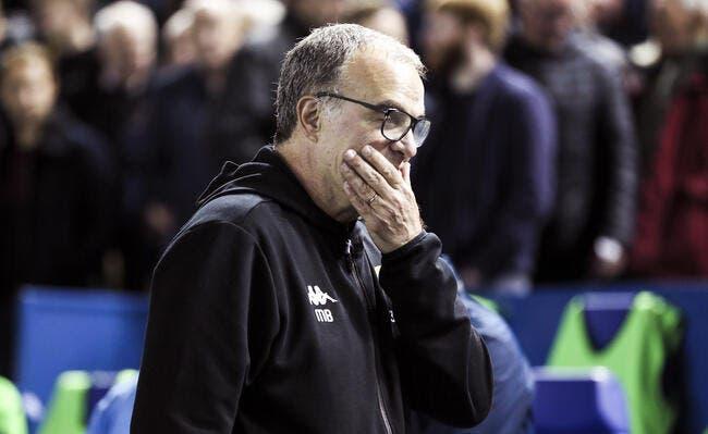 Ang : Leeds rappelle Bielsa à l'ordre et présente ses excuses