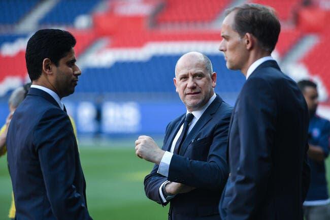 PSG : Al-Khelaifi et Henrique ont promis un renfort à Tuchel !