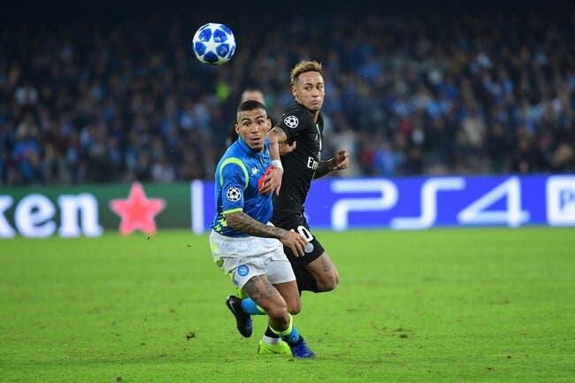 PSG :  Pour vendre un joueur à 100ME au PSG, Naples est prêt à faire crédit !