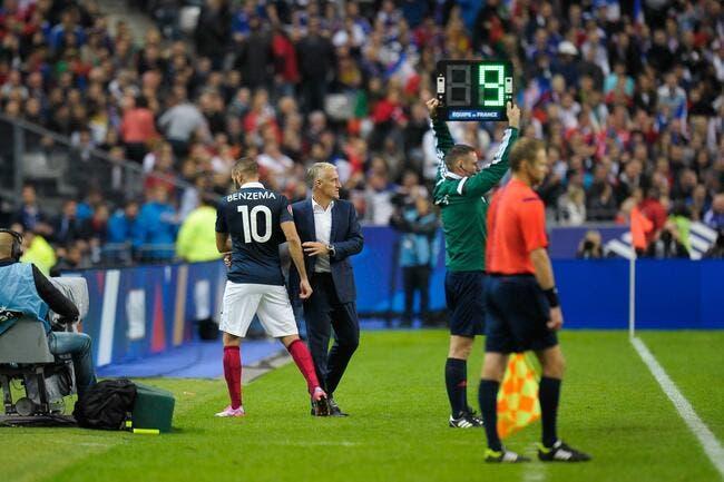 EdF : Benzema l'a accusé de racisme, Deschamps est toujours écoeuré