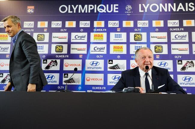 OL : Genesio jure qu'il partira comme un seigneur de Lyon