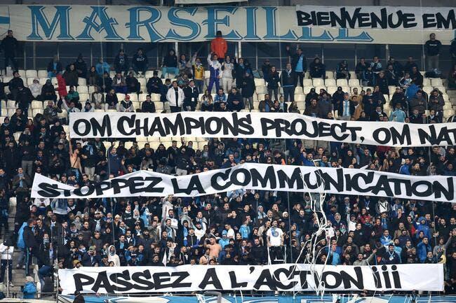OM : Entre joueurs et supporters, ça a chauffé au Vélodrome