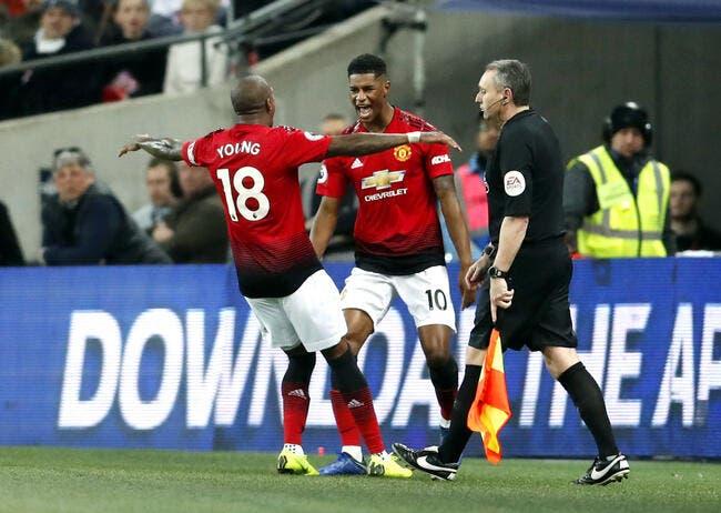 PL : Manchester United inarrêtable, même à Tottenham