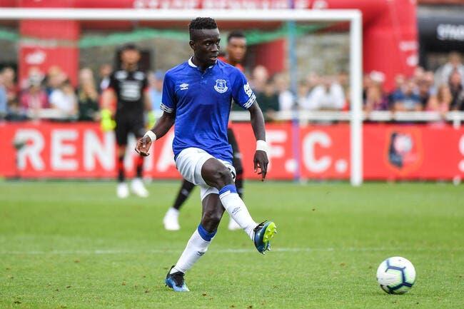 PSG : Everton ferme la porte à double tour au PSG pour Gueye !