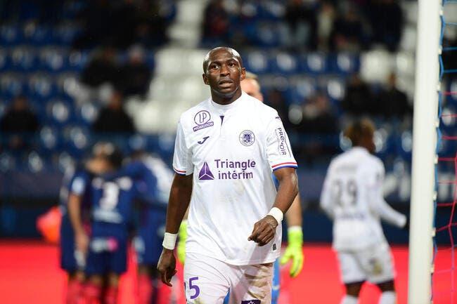 Officiel: Mbia quitte Toulouse cinq mois plus tard
