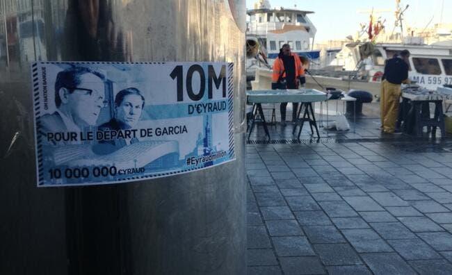 OM : L'EyraudMillion, une campagne lancée pour virer Rudi Garcia !