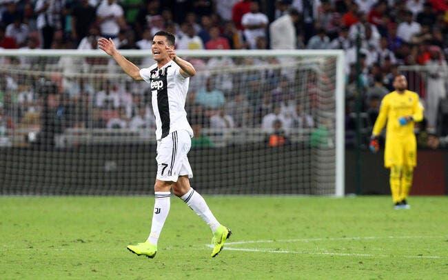 Cristiano Ronaldo est obsédé, mais ce n'est pas par les femmes — Ita