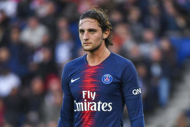 Rabiot maltraité à Paris, Tuchel plaide non-coupable — PSG