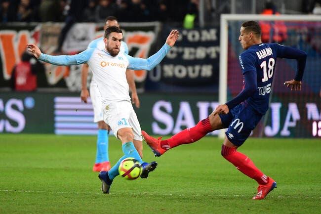 L1 : Marseille gagne à Caen, fin de l'interminable série !