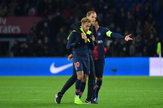 PSG : Neymar + Tuchel = amour