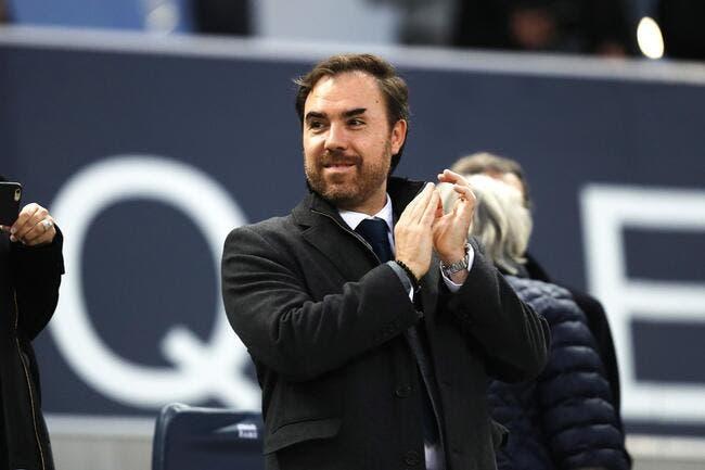 FCGB : Pas là pour blaguer, GACP négocie avec Milan au mercato