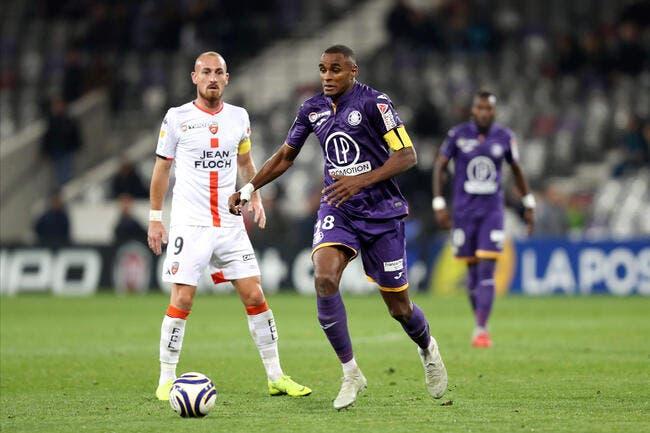 Officiel : Toulouse prête un défenseur à Lens pour six mois