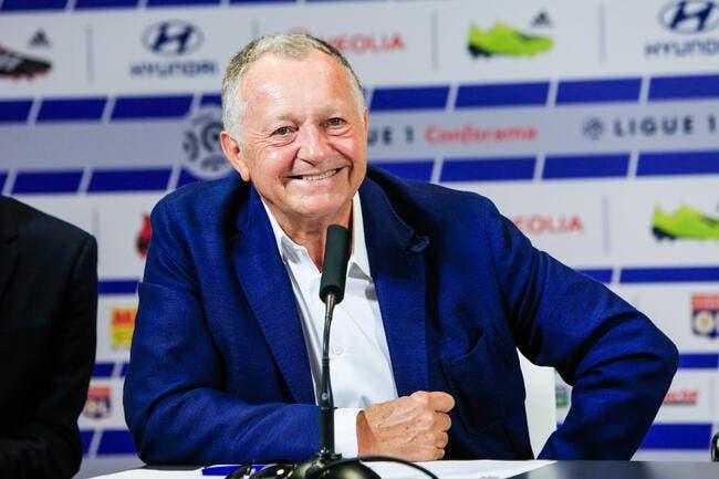 OL : Lyon champion d'Europe, c'est pour bientôt annonce Aulas !