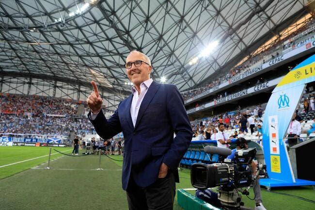 OM : McCourt débarque à Marseille, les supporters priés de se taire !