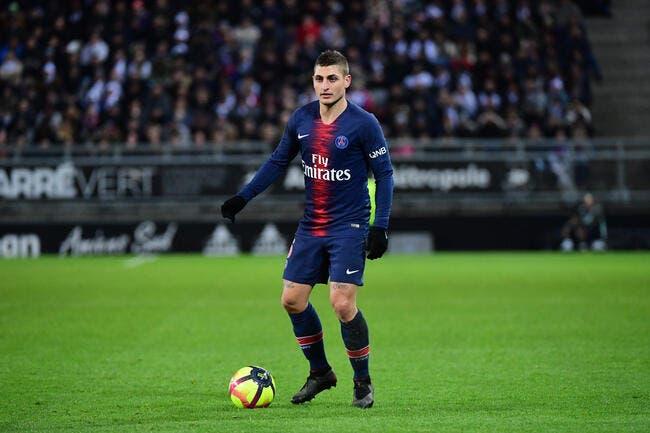 PSG : Verratti out, Paris retient son souffle et croise les doigts