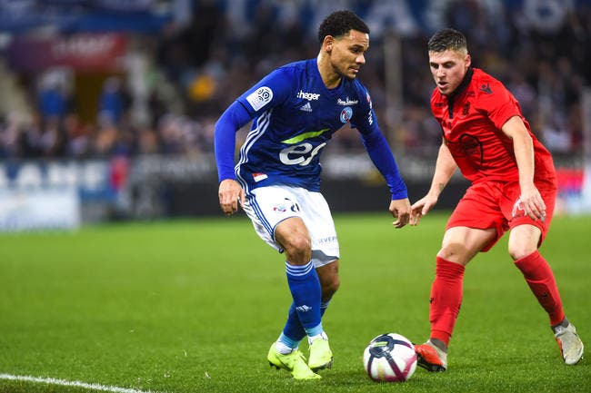 RCSA : Lala élu joueur du mois de décembre en Ligue 1