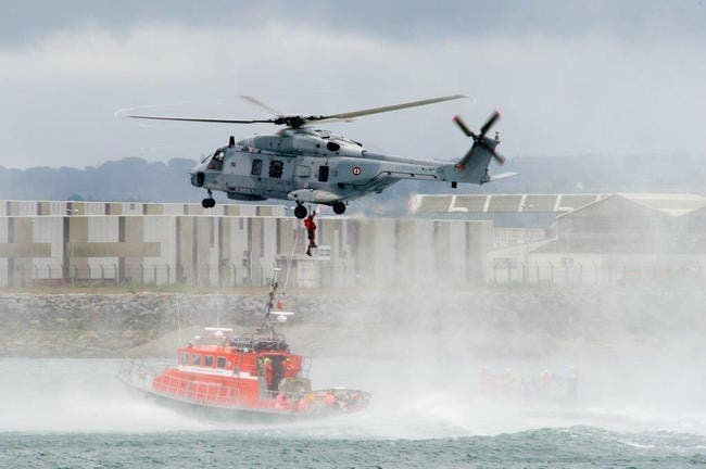 Disparition : La marine française à la recherche de l'avion d'Emiliano Sala