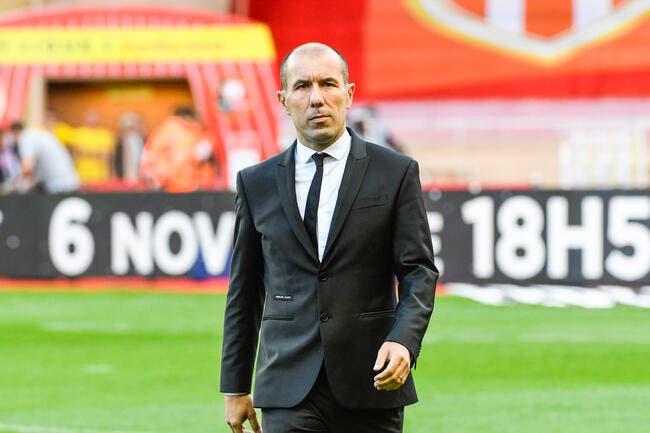 ASM : C'est fou, Jardim sur le retour à Monaco