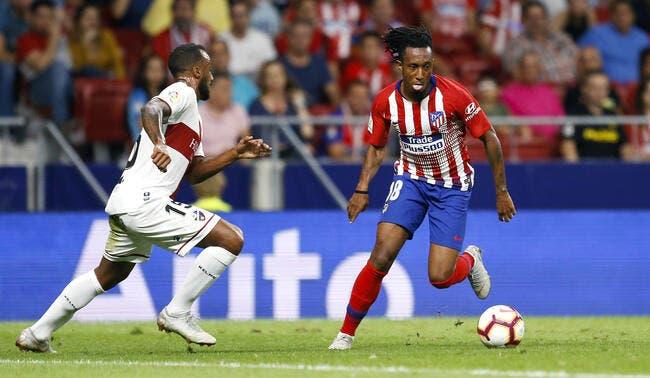 ASM: L'Atlético le libère, Monaco attend une nouvelle recrue