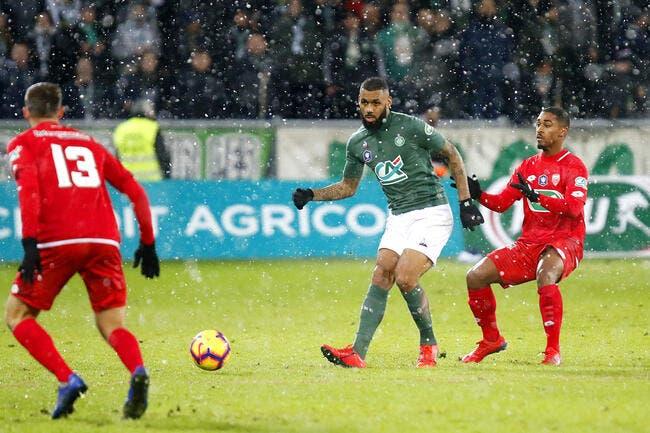 ASSE: Prendre six buts, surtout contre Dijon, M'Vila a honte