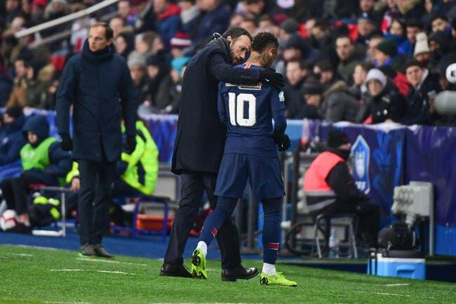 PSG : La tuile XXL, Paris s'attend au pire pour Neymar