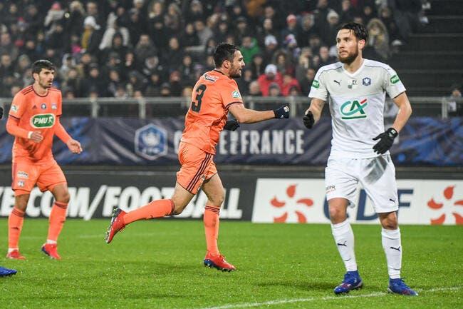 OL: Léo Dubois a marqué, à la Emiliano Sala