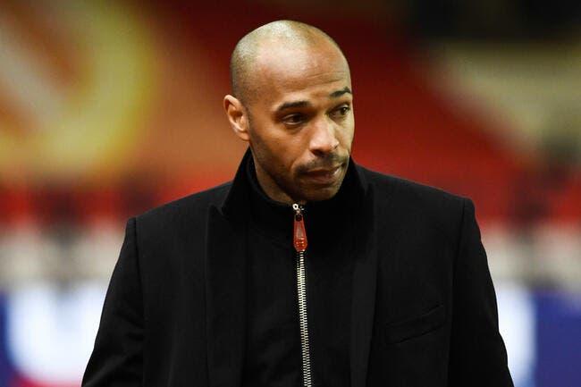 ASM : Thierry Henry et la France, la réconciliation est ratée !