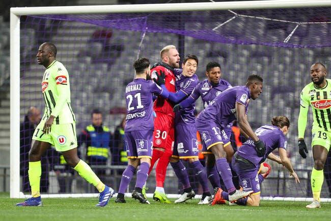 L1 : Une histoire de penalties manqués entre Toulouse et Angers