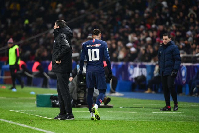 PSG: Neymar got back to work? Paris shakes more and more
