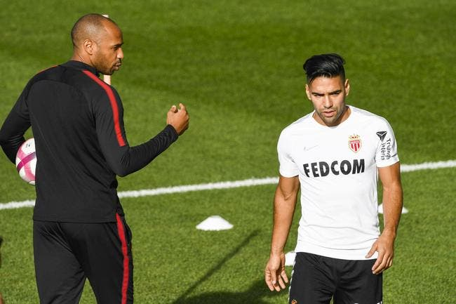 ASM : L'incroyable moment où Thierry Henry s'est mis à dos Falcao