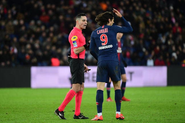 PSG : L'arbitre du match Paris-Rennes sanctionné ?