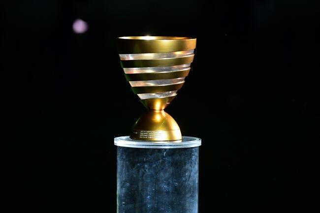 CDL : EA Guingamp - AS Monaco : les compos (21h05 sur F2 et C+ Sport)