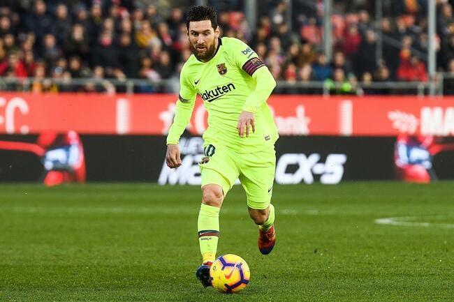 OL : Lionel Messi est-il humain ? Ce Lyonnais a un doute