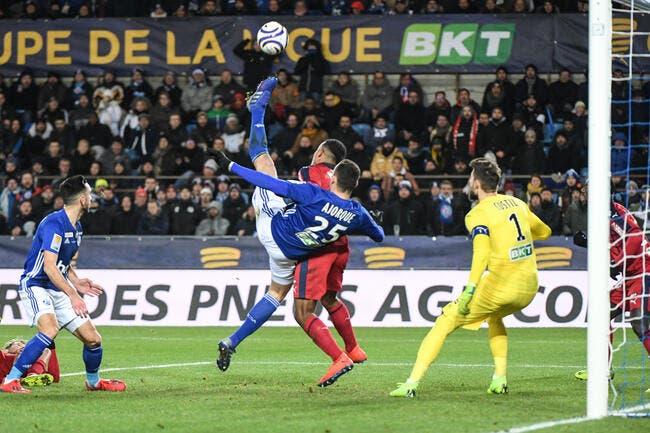 CdL : Strasbourg renverse Bordeaux et tient sa finale !
