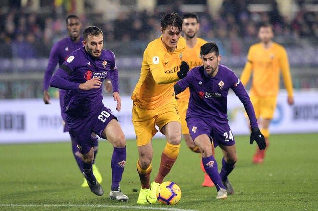 Ita : La Fiorentina colle un 7-1 à la Roma !