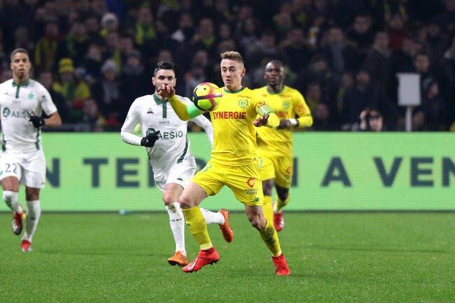 L1 : Nantes et Saint-Etienne se neutralisent, l'émotion était énorme