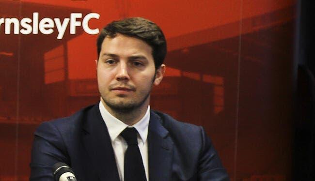 Officiel : Gauthier Ganaye nouveau président de l'OGC Nice !