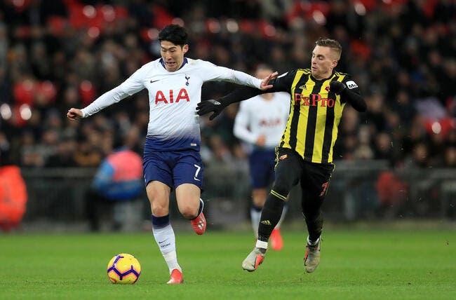 OL : Liverpool cale, Tottenham en profite