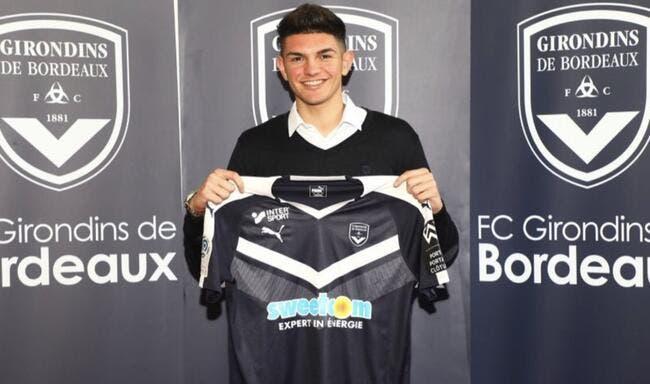 Officiel: Bordeaux fait signer Raoul Bellanova