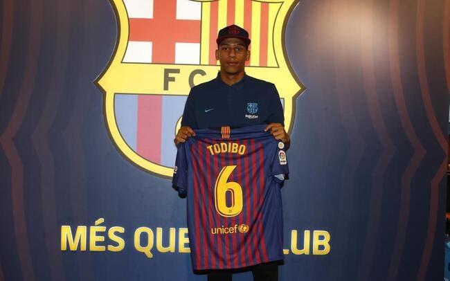 Officiel : Jean-Clair Todibo au Barça dès cet hiver