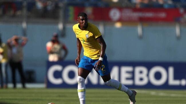 Officiel : Le Barça recrute un défenseur brésilien prometteur
