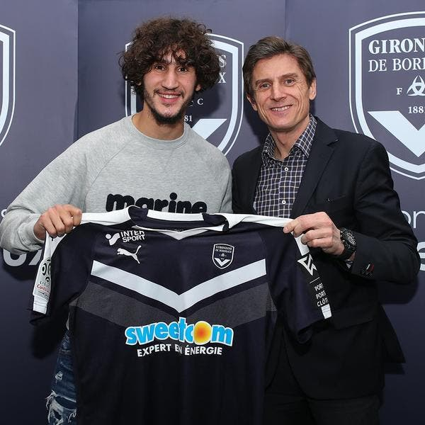 Officiel : Yacine Adli du PSG à Bordeaux !