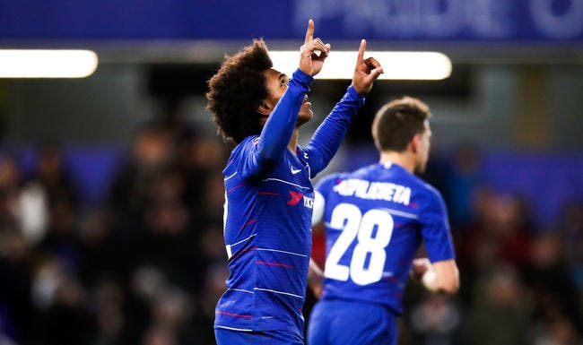 PSG: Willian Clan Has Arrived, Where Should We Sign?