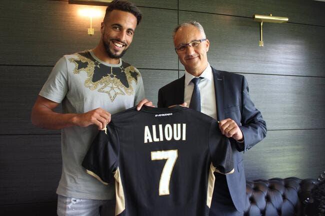 Officiel: Rachid Alioui signe à Angers